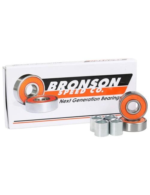Bronson Speed Co. Bearings G2 Rodamientos Skate