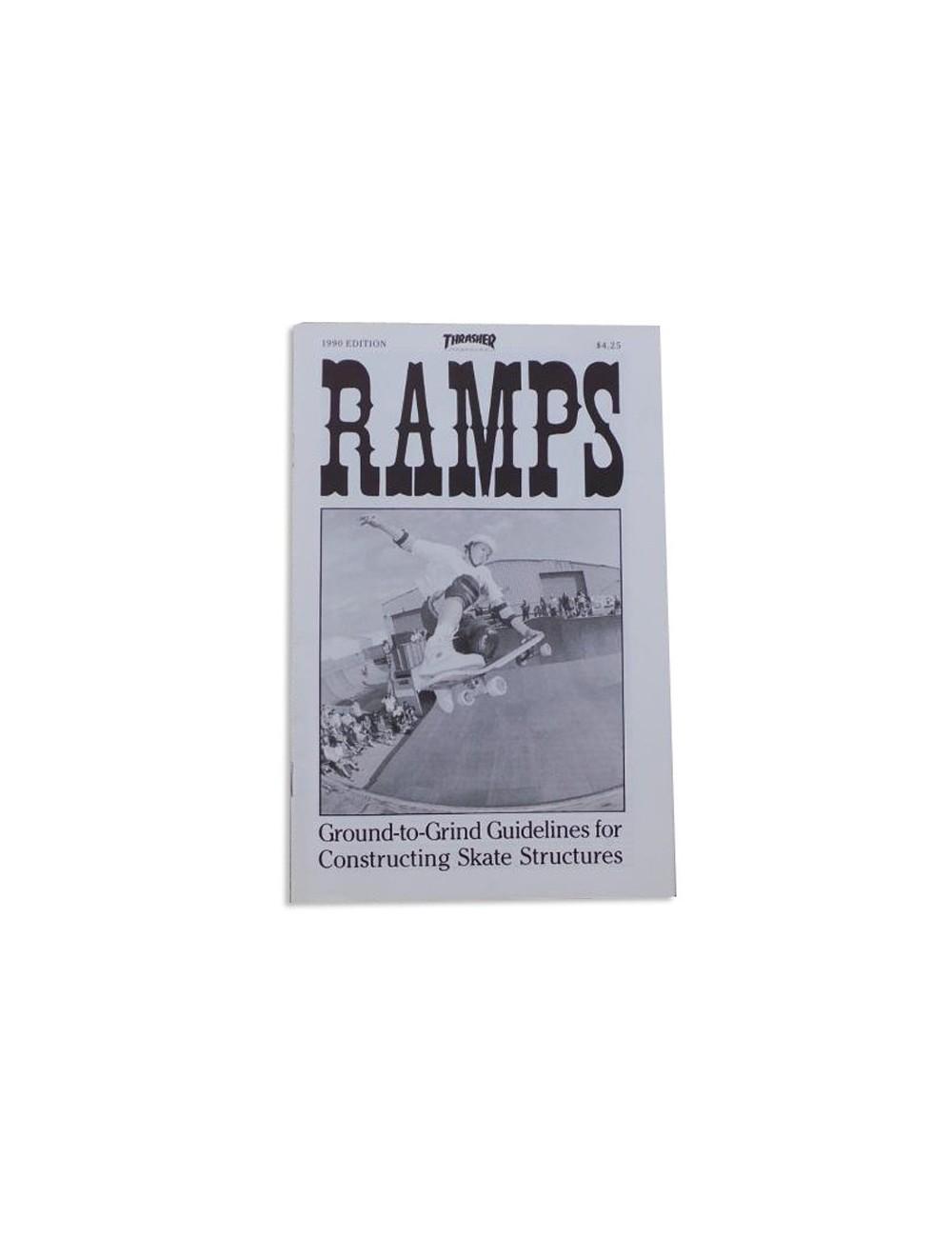 Guía Thrasher Construcción Rampas