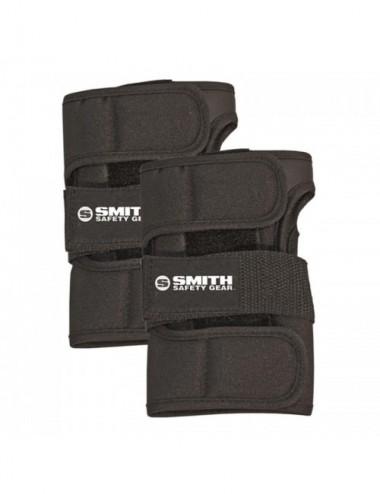Smith Scabs Wristguards Black Muñequera