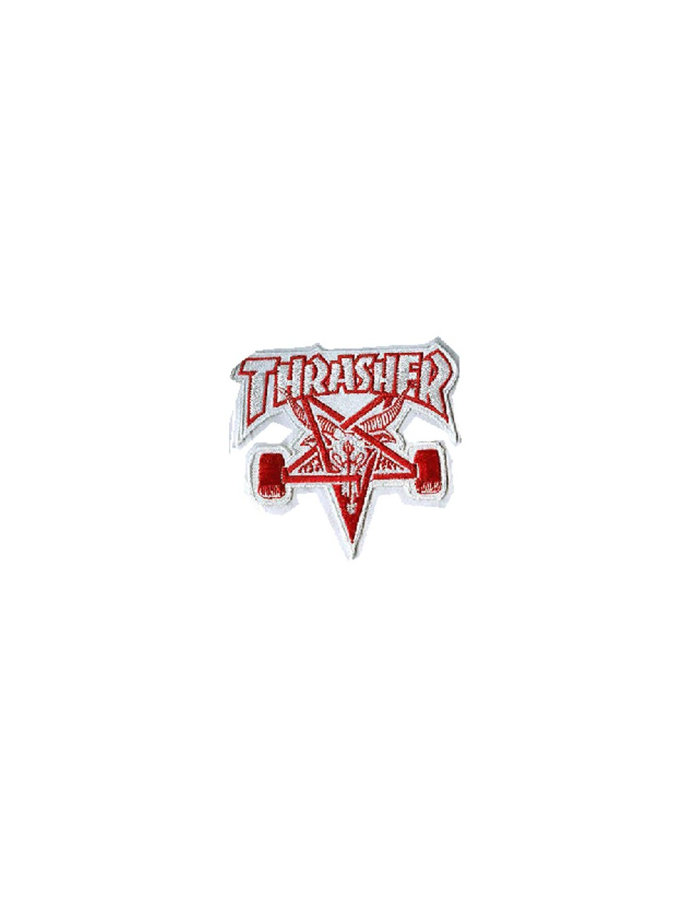 Thrasher Skate Goat Patch