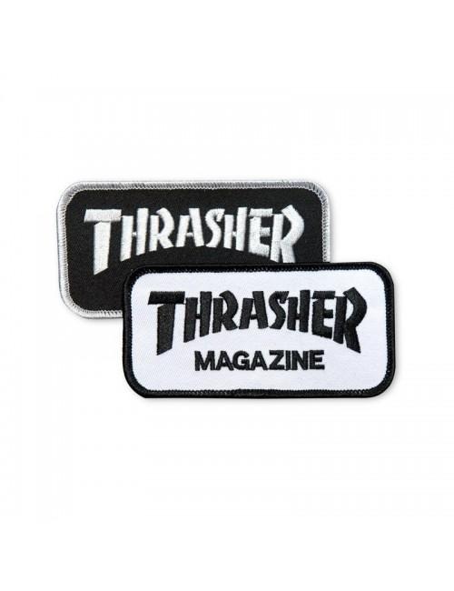 Thrahser Magazine Parche