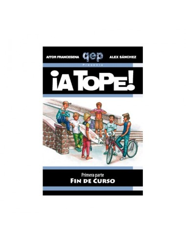 ¡A Tope! Primera Parte – Fin de curso (Cómic Surf)