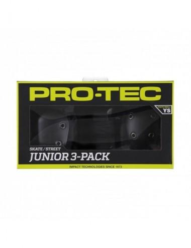 Pro-Tec Junior Pack 3 (Set de protecciones)